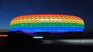 «Барселона» поддержала ЛГБТ после запрета УЕФА на подсветку стадиона в Мюнхене радужными цветами на матче Евро