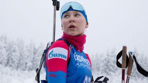 Сборная России выдала самую мощную гонку в сезоне перед стартом ЧМ. 3 девушки в топ-10 в индивидуалке в Антхольце