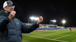 «Это «Энфилд» — тренировочное поле». «Реал» и «Ливерпуль» сцепились из-за слов Клоппа про стадион имени Ди Стефано