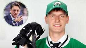 «Решение о его отъезде в США было родительским, случился скандальчик». Интервью первого тренера Гурьянова в КХЛ