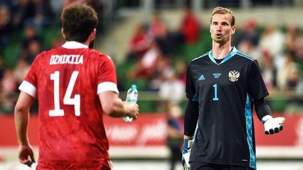Первое испытание сборной России перед Евро: дебют Сафонова и стык, едва не оставивший нас без ключевого защитника