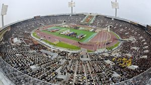 Главные проблемы организации Олимпиады-80: медленное строительство, огромные расходы, пустые трибуны