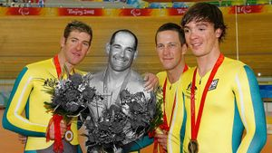 Пятикратный паралимпийский чемпион погиб на велосипедной прогулке, столкнувшись с автомобилем