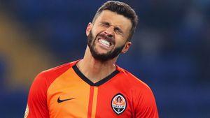 Форвард «Шахтера» Мораес получил травму колена и не сыграет за Украину на Евро