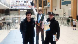 Гном Гномыч выиграл турнир в «Самбо-70». Он был самым юным участником, единственный прыгнул лутц и дал интервью
