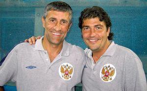 Новый главный тренер «Барселоны» был техническим директором сборной России по пляжному футболу