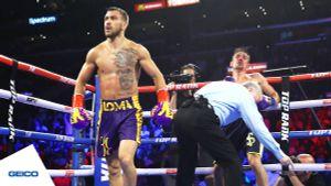 Лучший боксер планеты уничтожил очередного соперника. Так быстро Ломаченко еще не вырубал никого