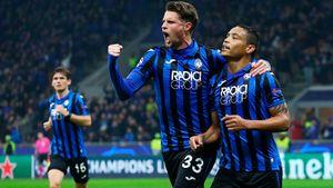 «Аталанта» — самая яркая команда Европы в этом сезоне. Больше них забил только «Ман Сити»