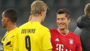 Немецкие гранды подарят очередной праздник футбола с множеством голов. Прогноз на «Бавария»— «Боруссия Д»