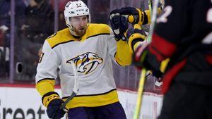 Сенсационный русский герой в плей-офф НХЛ! Тренин оформил дубль и заслужил восторги фанатов «Нэшвилла»