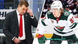 Что случилось с Капризовым? Чем займется Знарок? Как КХЛ помогает олигархам? Итоги хоккейной недели