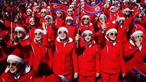 На Олимпиаде в Пекине без флага выступит не только Россия. МОК забанил Северную Корею из-за пропуска Игр в Токио
