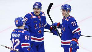 КХЛ представила символическую сборную регулярного чемпионата изигроков до21 года