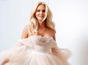 Лопырева выходит замуж ивыбирает свадебное платье
