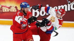 Сборная Кудашова всухую уступила Чехии взаключительном матче Кубка Карьяла. Как это было