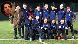 Футбольный клуб из Москвы пригласил на тренировки россиянина Аггера, выдававшего себя за экс-защитника «Ливерпуля»