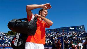 Медведев несумел взять первый титул нагрунте. Ноонвтоп-6 лучших игроков сезона