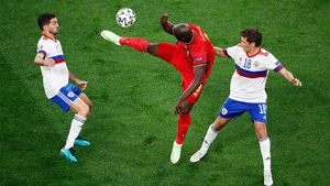Бельгия— Россия: разгром команды Черчесова в первом матче Евро. Как это было