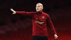 Фредди Юнгберг — новый тренер «Арсенала». Не главный — он будет помогать Эмери