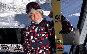 Фристайлистка Таталина завоевала для России первое в истории золото чемпионата мира в биг-эйре