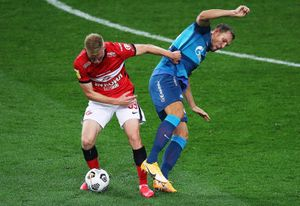 «Спартак» против «Зенита»— самое крупное спортивное событие сегодняшнего дня». Пресс-служба красно-белых