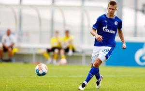 Футболист «Зенита» перешел в «Шальке» на правах аренды