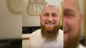 Кадыров побрился налысо: видео