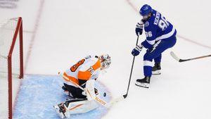 Русские не боятся трудностей. Кучеров и его партнеры не стали бежать от неудобного соперника в плей-офф НХЛ