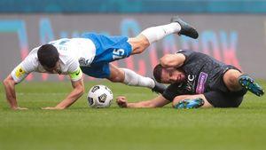 «Сочи» впервые обыграл ЦСКА в Премьер-лиге