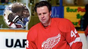 Знаменитая драка советского хоккеиста Фетисова в США. Его бой с американцем закончился после первого удара: видео