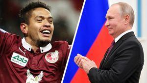 Карлос Эдуардо: «Россия — очень крутая страна, а Путин — очень правильный мужик»