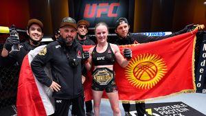 Русская чемпионка UFC обошла Хабиба по защитам титула. Скоро Шевченко может стать величайшей девушкой-бойцом