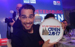 Как теннисисты проводят время в Санкт-Петербурге