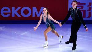 Русская пара подарила победу китайцам вфинале Гран-при. Как так случилось?