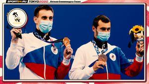 Бондарь и Минибаев принесли первую медаль России в прыжках в воду. Гей-британец вырвал золото у Китая