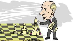 «Всегда уважал Путина. Он поднял Россию после ужасных 90-х». Американский шахматист с российскими корнями Камский