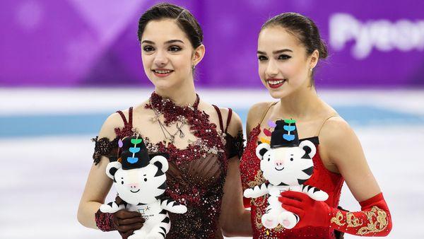 3 года битве Загитовой и Медведевой за олимпийское золото: разбираем их программы из Пхенчхана
