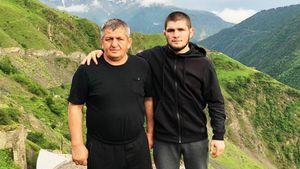 Хабиб обратился к покойному отцу после победы над Гейджи