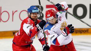 Россия проиграла Чехии и завершила чешский этап Евротура на последнем месте