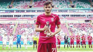 «Милан» назвали лидером в борьбе за Кварацхелию. Его агент в ближайшие дни прибудет в Италию