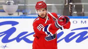 Канадец Рэтти забил в России через 5 минут после дебюта. Год назад он круто играл рядом с Макдэвидом