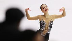 Нугуманова заменит Медведеву на этапе Гран-при в Москве