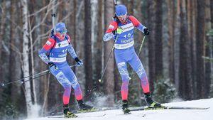 Россия стала похожа наМонголию: формы биатлонистов илыжников нановый сезон