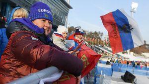 «Моя цель— сделать Россию лучшей». Глава лыжной федерации Елена Вяльбе осборной, свадьбах исезоне