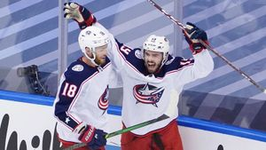 Суперсенсация в плей-офф НХЛ. Бывшая команда Панарина и Бобровского добила звездный «Торонто», не пропустив ни гола
