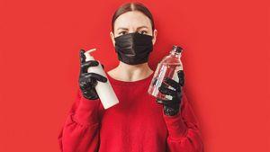 Как сделать антисептик своими руками. Доступный список ингредиентов