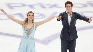 Русские танцоры показали второй результат сезона в мире. Они лидеры Гран-при России