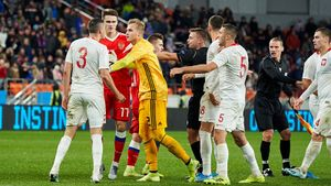 Четыре гола, драка и развязка на последних секундах. Российская молодежка выдала огненный матч