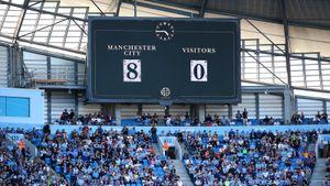 «Ман Сити» наколотил «Уотфорду» 5 голов запервые 18 минут. Такого вАПЛ невыдавал еще никто