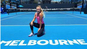 19-летняя надежда русского тенниса Потапова впервые в 3-м круге турнира «Большого шлема». Ее ждет Серена Уильямс